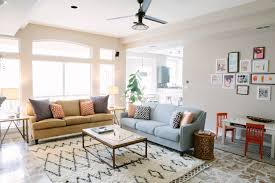 Haeley Giambalvo Of Designimprovised Com Shows Us How A Few Key Pieces And Strategicall Kid Friendly Living Room Fancy Living Rooms Family Friendly Living Room