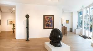 contemporary art galleries in france