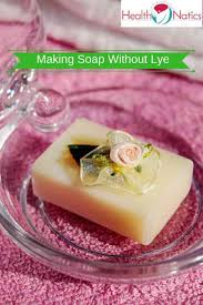 soap without lye from scratch