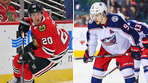 Blackhawks and Blue Jackets both going through own challenges of ...