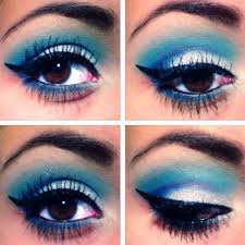 9 diffe types of eye makeup