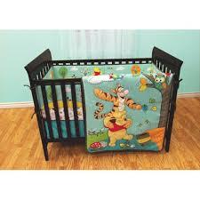 disney winne the pooh crib bedding set