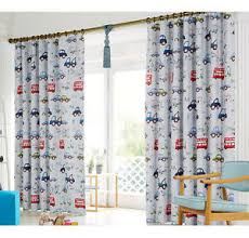 Quality Blockout Eyelet Curtains Car Auto Truck Bus Boy Kids Room Curtain Ebay