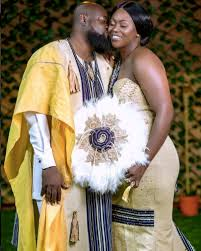 Sammy Forson marries Pearl Johnson in a traditional ceremony in ...