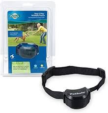 Petsafe Stay Play Compact Wireless Fence For Dogs And Cats From The Parent Company Of Invisible Fence Brand Above Ground Electric Pet Fence In 2020 Pet Fence Invisible Fence Waterproof Collars