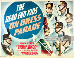 A poster for William Clemens' 1939 film 'On Dress Parade', starring... News  Photo - Getty Images