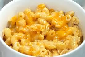 microwave homemade mac cheese recipe