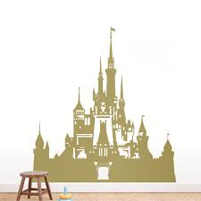 Disney Castle Wall Decal The Decal Guru