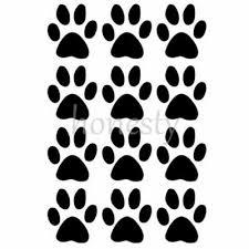 Decals Stickers Vinyl Art Large Cat Dog Wolf Bear Paw Print Decal Sticker Vinyl Pp2 Buy 2 Get 1 Free Home Garden Home Decor