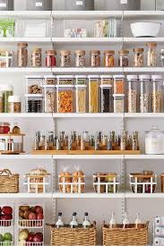 kitchen organization and pantry design