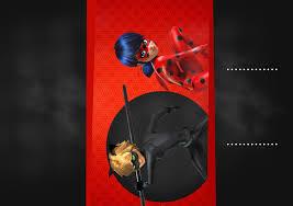 Miraculous Ladybug Free Printable Invitations 006 Jpg 1600 1128