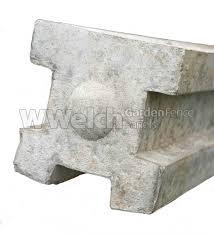 Concrete Fence Posts 3 Way Concrete Posts Bases