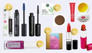 natural beauty awards winners make up