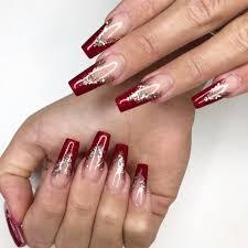 salons for festive inspired nail art