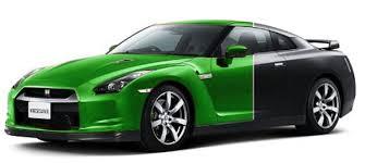 color changing auto paint