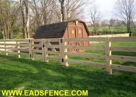 Ohio Fence Company Eads Fence Co Split Rail Fence Materials