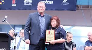 Wendy Campbell earns ACJBC Award of Merit - BVC