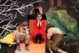 James and the Giant Peach, Jr. - Cast | oldetownehalltheatre