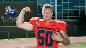 Jared M. Smith - 2020 - Football - Shippensburg University Athletics