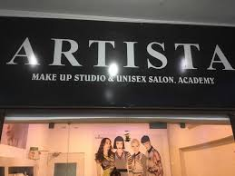 artista makeup studio uni salon