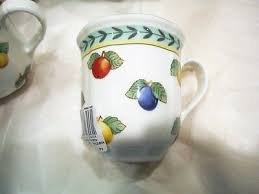 porcelain china villeroy boch french