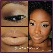 organic makeup black skin archives