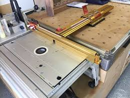 Mft 3 Precision Saw Router Fence With Incra Incremental Positioning System Festool Paulk Workbench Router