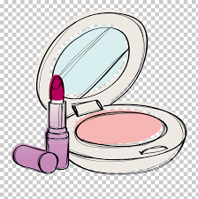 cosmetics make up lipstick foundation