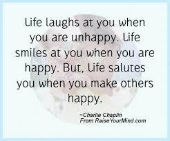 unhappiness quotes raise your mind