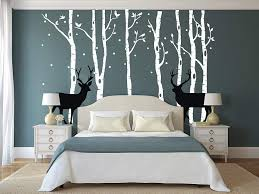 Birch Tree Vinyl Wall Decal Large Family Stickers Dollar Art With Picture Frames Cherry Blossom Vamosrayos
