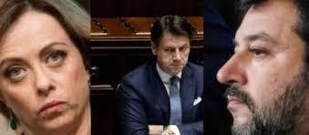 Mes, Travaglio difende Conte: 'Risponde alle calunnie di Meloni e ...