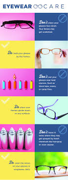 eyewear care a guide to caring for