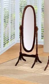free standing floor mirror stand up