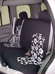 jeep liberty pattern seat covers rear