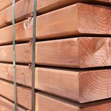 Western Red Cedar Lumber Hanford Lumber