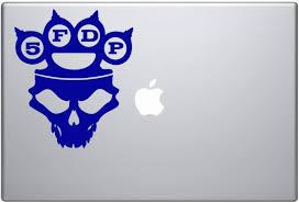 Five Finger Death Punch 5fdp Graphic Die Cut Decal Sticker Car Truck Window 12 Isp Paris