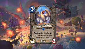 Hearthstone: Descent of Dragons card ...