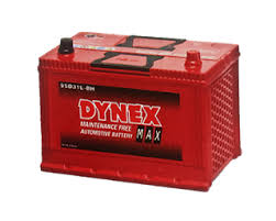 Car Battery Delivery: DYNEX MAX MF