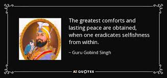 top quotes by guru gobind singh a z quotes