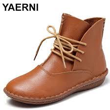 yaerni 2017 full grain leather fashion