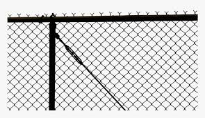 Fence Clipart Wire Fencing Chain Link Fence Clipart Hd Png Download Transparent Png Image Pngitem