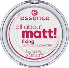 all about matt fixing pact powder