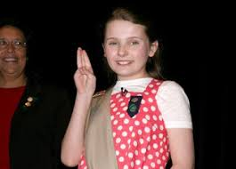 Actress Abigail Breslin Becomes a Girl Scout - Girl Scout Blog