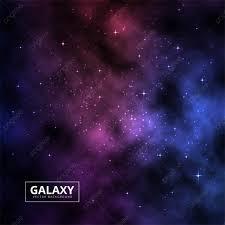 خلفية الفضاء مع سديم حلقة ملونة وناقلات النجوم نبذة مختصرة خلفية