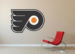 Philadelphia Flyers Nhl Hockey Wall Decal Decor For Home Car Laptop Sports Ebay
