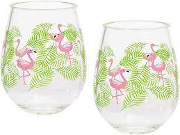 x o paper goods tropical pink flamingo