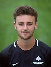 Ollie Smith 2018 Men's Soccer Roster | Goshen College Athletics