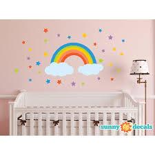 Rainbow Wall Decal Wayfair