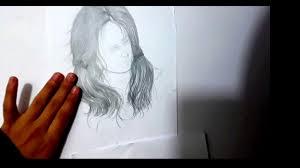 رسم فتاة مع تسريحة شعر جميله Top Clips بواسطة غ ربه Art