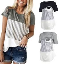 Pin by Ivy Rogers on Maternity in 2020 | Breastfeeding clothes, Maternity  clothes, Breastfeeding tees